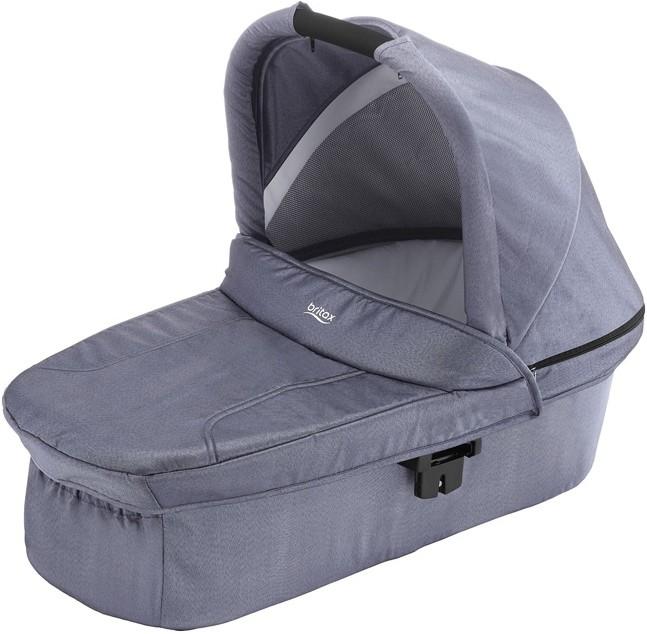 Спальный блок для колясок Britax Blue Denim