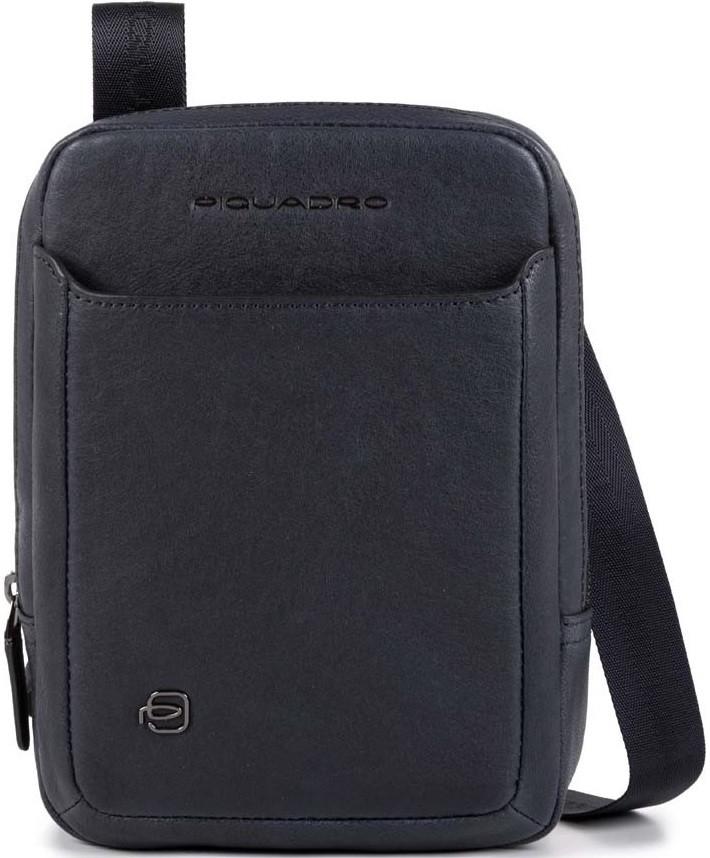 Сумка-планшет Piquadro Black Square CA3084B3/BLU Blue