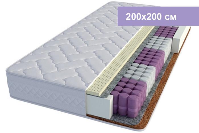Матрас Sonberry Active Fidgi 200x200 см