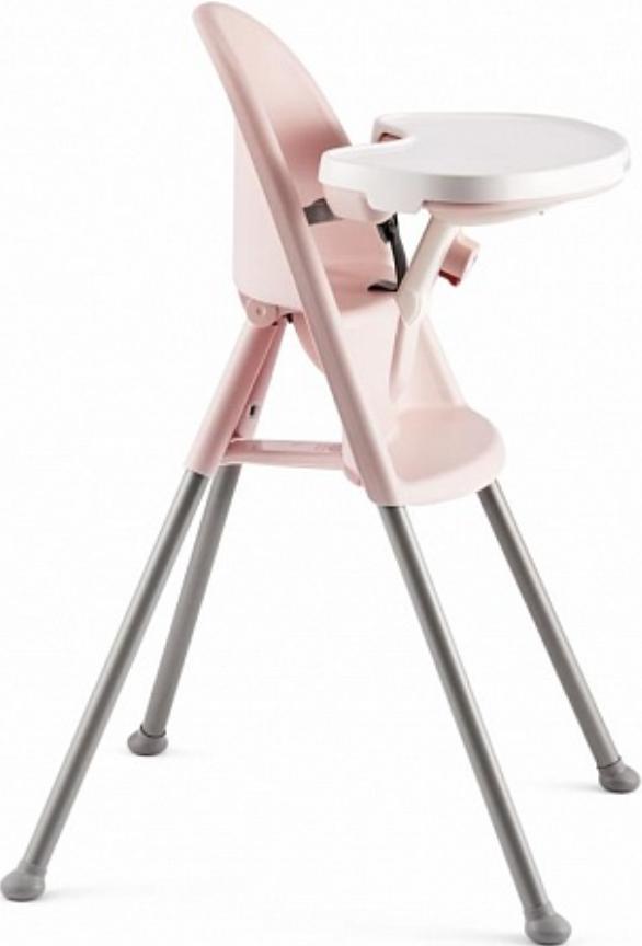 Стульчик для кормления BabyBjorn High Chair нежно-розовый