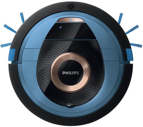 Робот-пылесос Philips FC8778/01