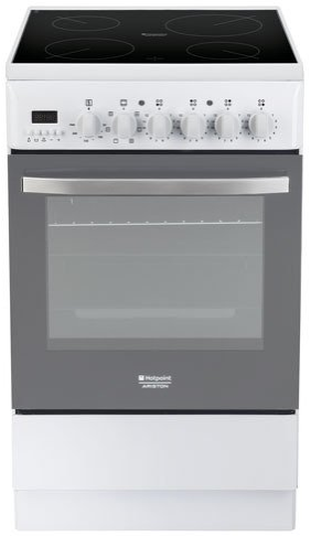 Плита Hotpoint-Ariston H5V56 (X)