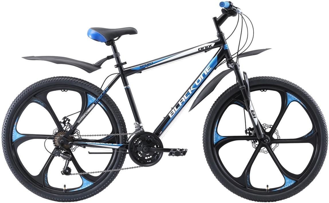 Велосипед Black One Onix 26 D FW (2019)…