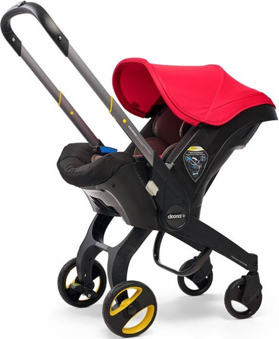Коляска Simple Parenting Doona Flame Red