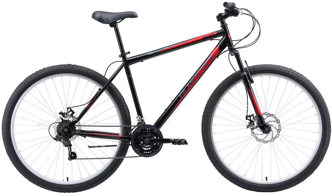 Велосипед Black One Onix 29 D (2020) че…
