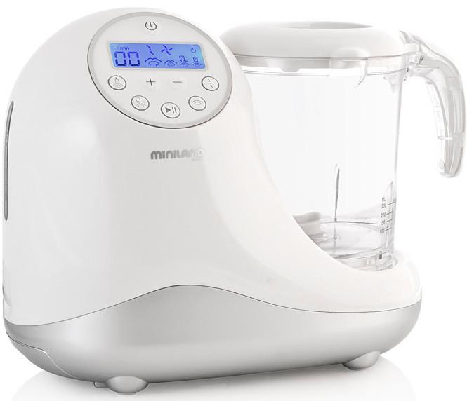 Кухонный комбайн Miniland Chefy 5 Silver