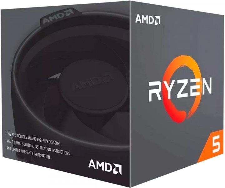 Процессор (CPU) AMD Ryzen 5 1600 3.2GHz BOX