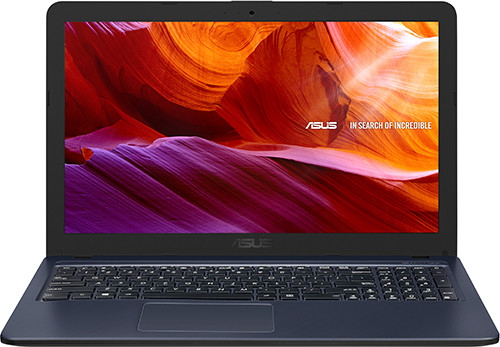 "Ноутбук Asus VivoBook R543UB-DM1164T 15,6""/2,3GHz/6Gb/1Tb/GeForce MX110/W10 Grey"