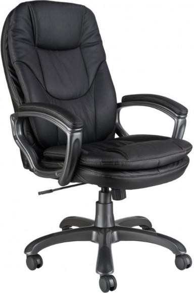 Кресло руководителя Бюрократ CH-868AXSN/BLACK черный