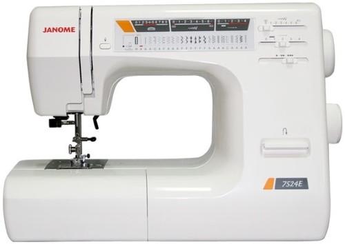 Швейная машина Janome 7524Е