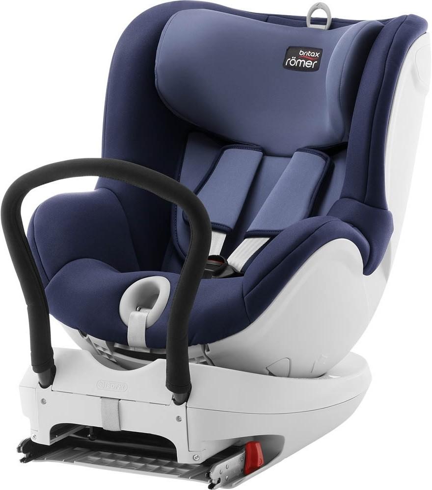 Автокресло Britax Roemer Dualfix Moonlight Blue (0-18 кг)