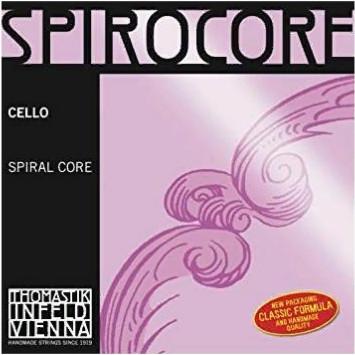 Комплект струн Thomastik S794 Spirocore
