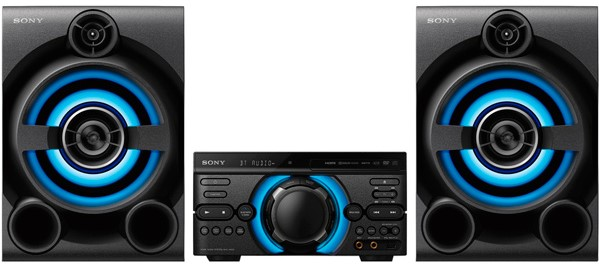 Музыкальный центр Sony MHC-M60D