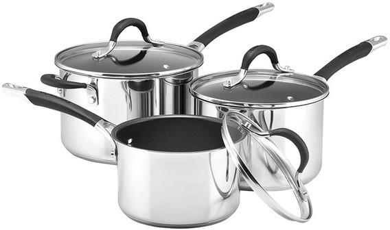 Набор посуды Circulon Momentum R78054 (3 предмета)