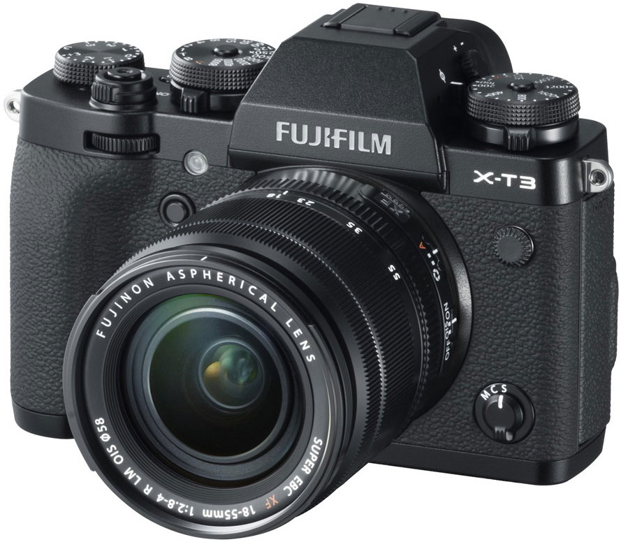 Фотоаппарат Fujifilm X-T3 Kit XF18-55mm…