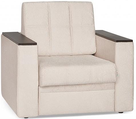 Кресло Цвет Диванов Атланта Next молочный 90x92x94 см