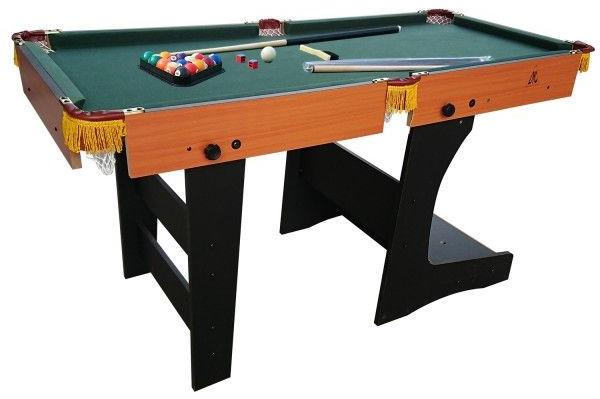 Бильярдный стол DFC Trust 6 6FT коричневый