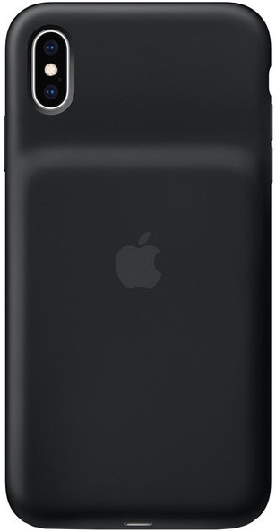 Чехол-аккумулятор Apple iPhone XS Max Smart Battery Case 1369 mAh Black