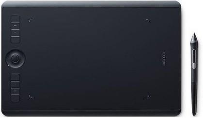 Графический планшет Wacom PTH-660-R Black