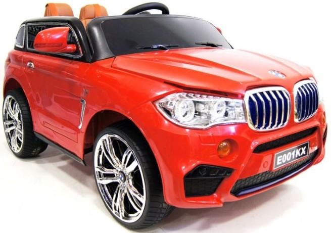 Электромобиль RiverToys BMW E002KX Red