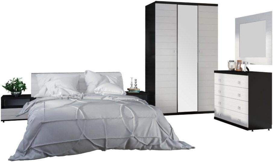 Спальня Столплит Гретта 420-608-091-1001 дуб феррара/онденс