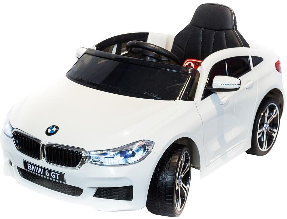Электромобиль ToyLand BMW 6 GT White