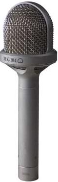 Микрофон Октава МК-104 никель