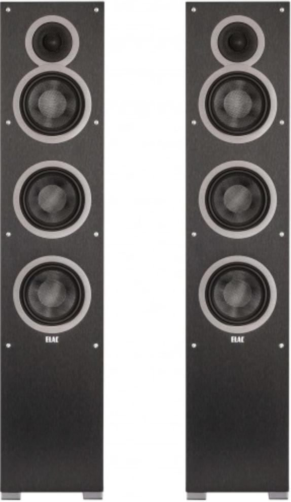 Акустическая система Elac Debut F5 Black