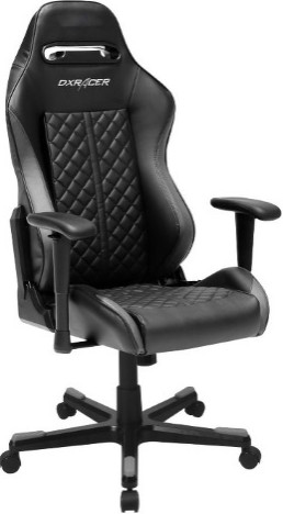 Геймерское кресло DXRacer OH/DF73/N чер…