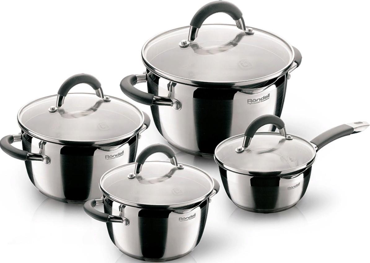 Набор посуды Rondell RDS-040 (8 предмет…