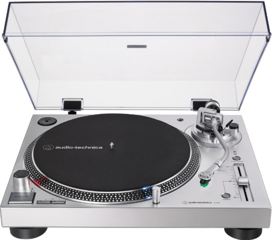 Проигрыватель Audio-Technica AT-LP120XUSBSV
