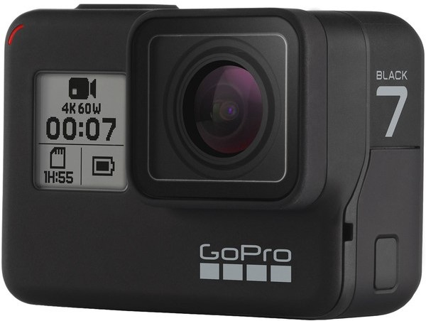 Экшен-камера GoPro Hero7 Black Edition