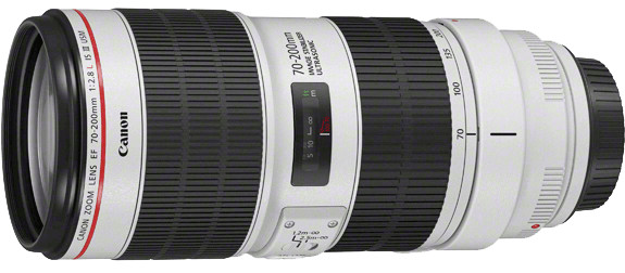Объектив Canon EF 70-200mm f/2.8 L IS III USM White