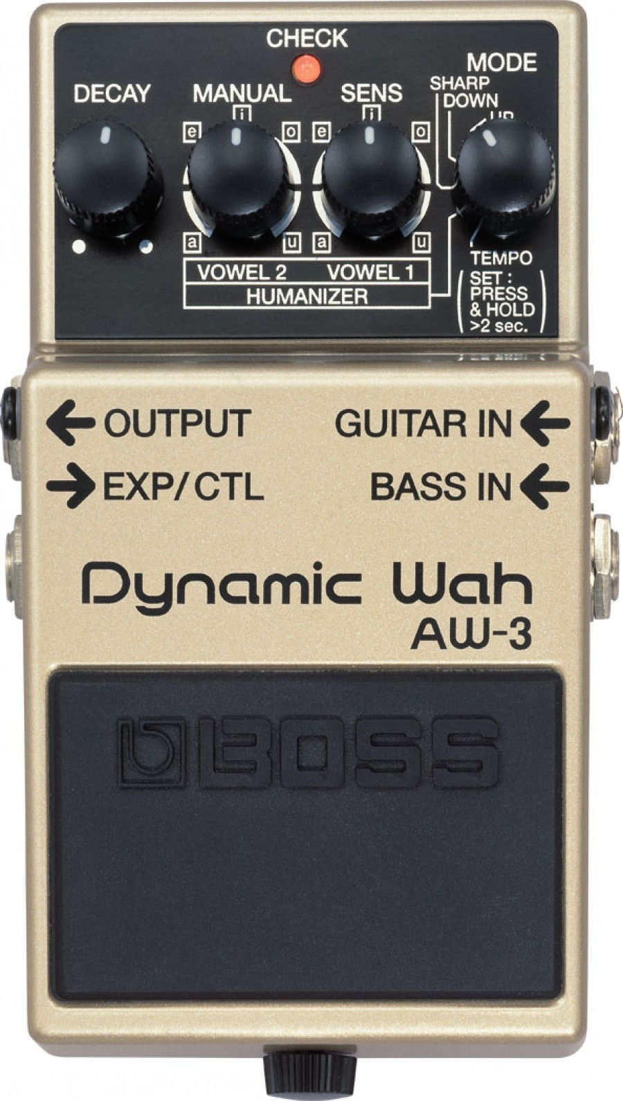 Педаль эффектов Boss AW-3