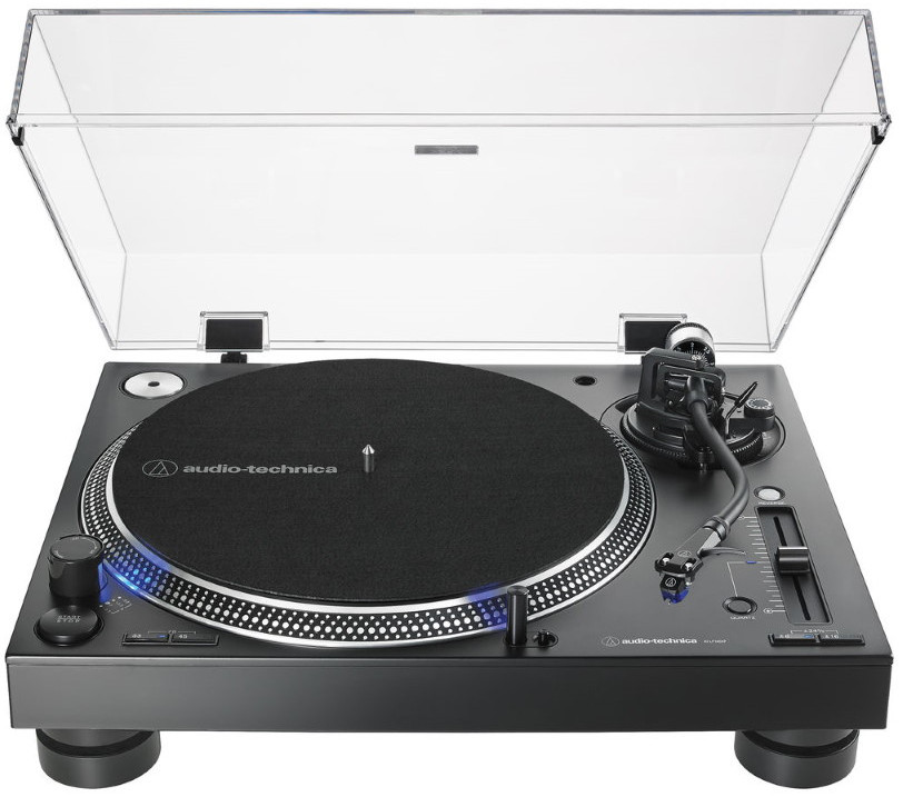 Проигрыватель Audio-Technica AT-LP140XP Black