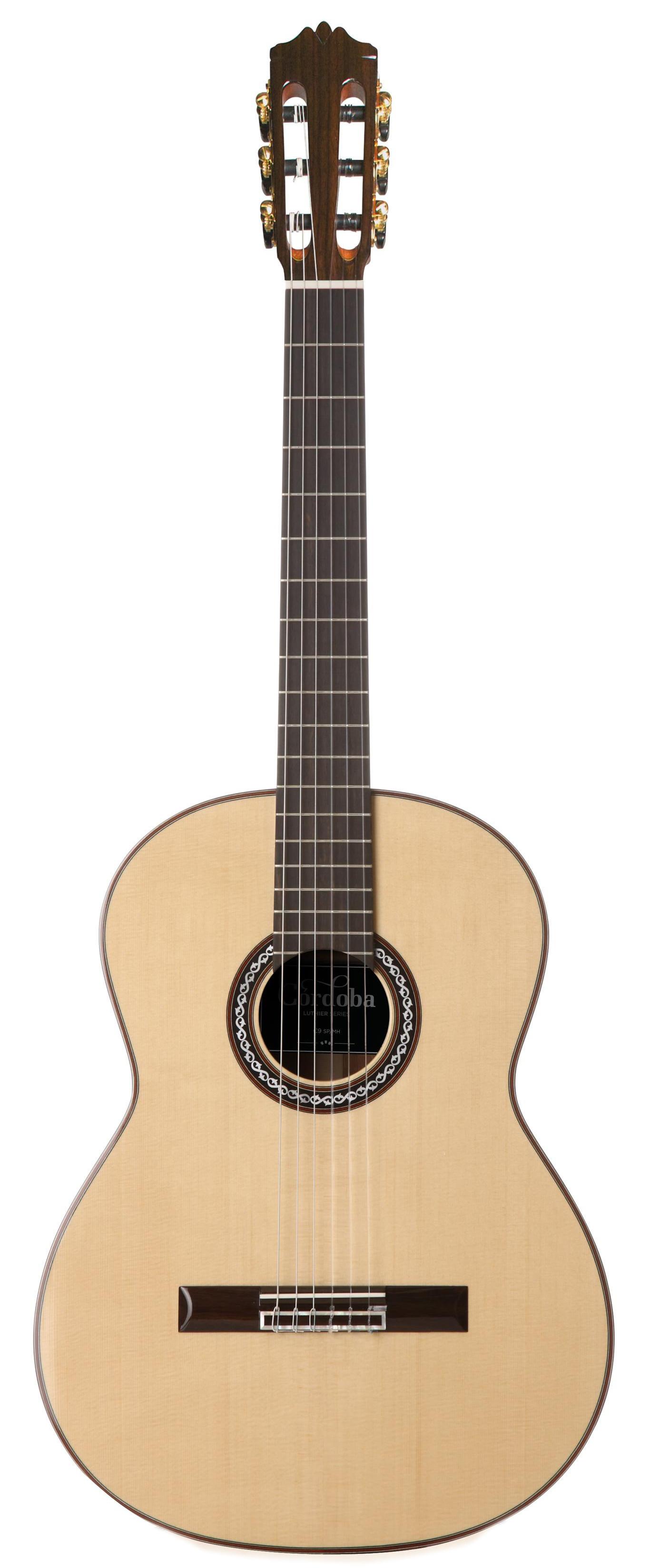 Акустическая гитара Cordoba Luthier C9 Spruce