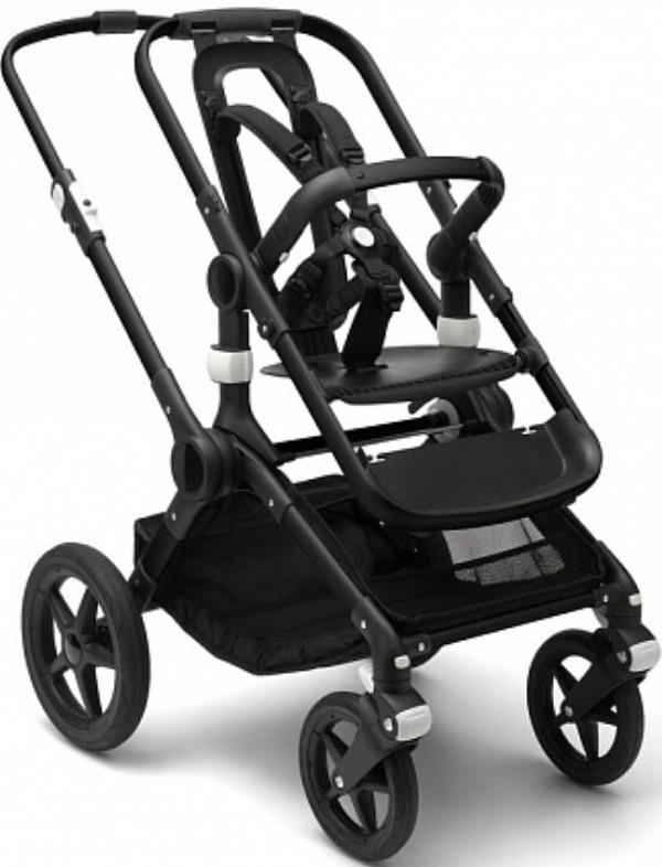 Основание коляски Bugaboo 239280ZW02 (2019) Black