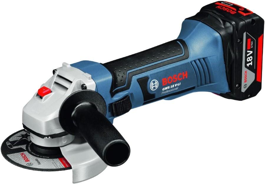 Угловая шлифмашина Bosch 060193A30K