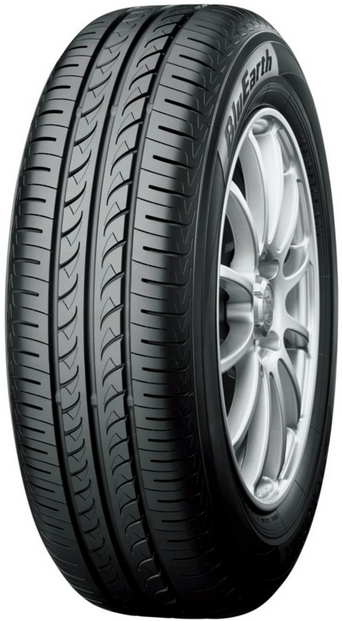 Комплект из 4-х шин Yokohama Blu Earth AE01 205/55 R16 91H (Л)