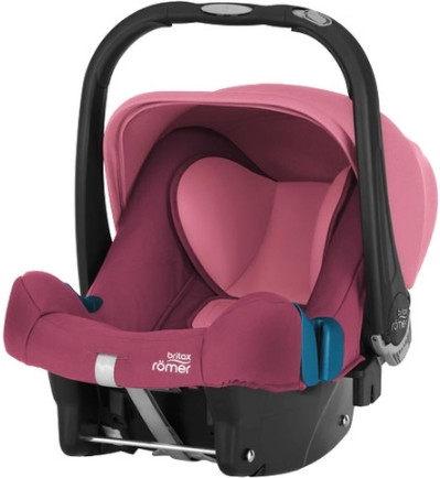 Автокресло Britax Roemer Baby-Safe Plus SHR II Wine Rose (0-13 кг)