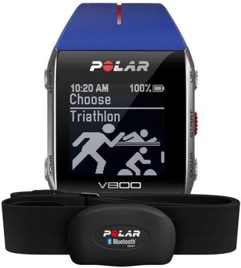 Умные часы Polar V800 Blue + Polar H7