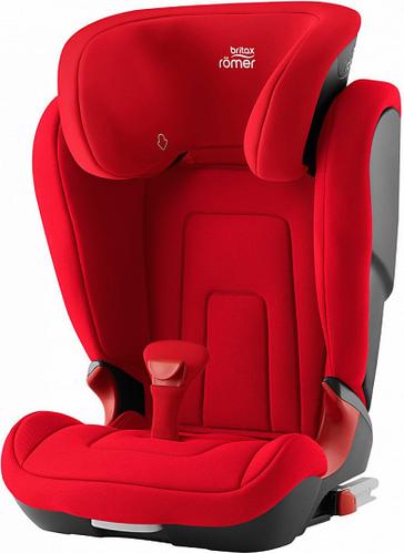 Автокресло Britax Roemer Kidfix2 R Fire Red (15-36 кг)