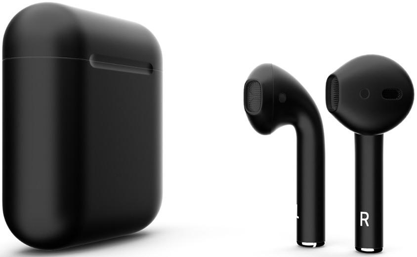 Наушники Apple AirPods 2 2019 Matte Bla…