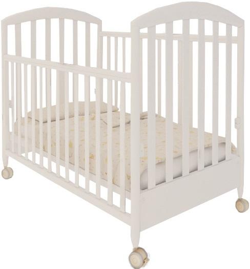 Кроватка Papaloni Н0024025 белый
