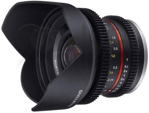 Объектив Samyang MF 12mm T2.2 Cine NCS CS Sony E Black