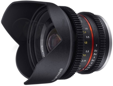 Объектив Samyang MF 12mm T2.2 Cine NCS …
