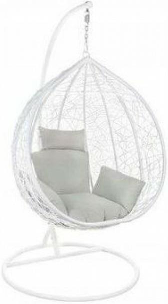 Кресло Афина-Мебель AFM-170A-XL белый
