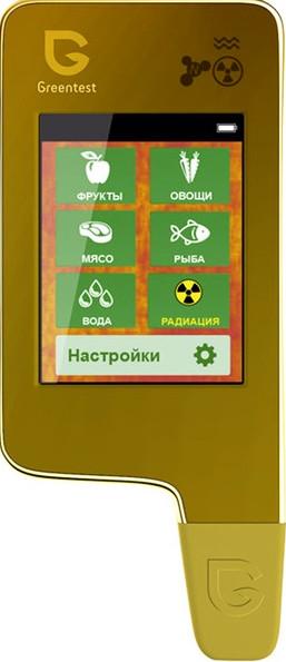 Дозиметр Greentest Eco 5 Gold FB0136