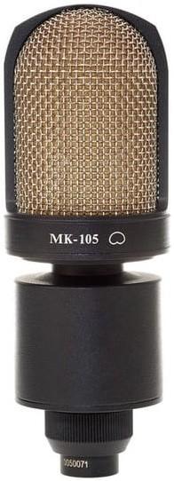 Студийный микрофон Октава МК-105 черный
