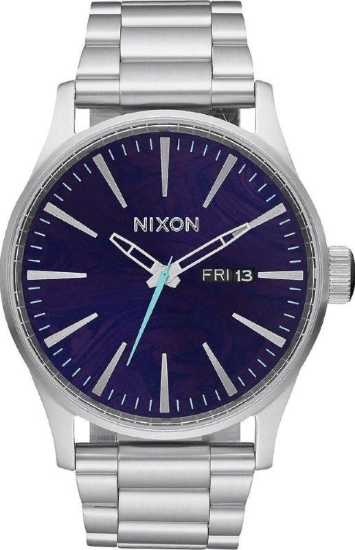 Наручные часы Nixon Sentry Ss 42mm Purp…